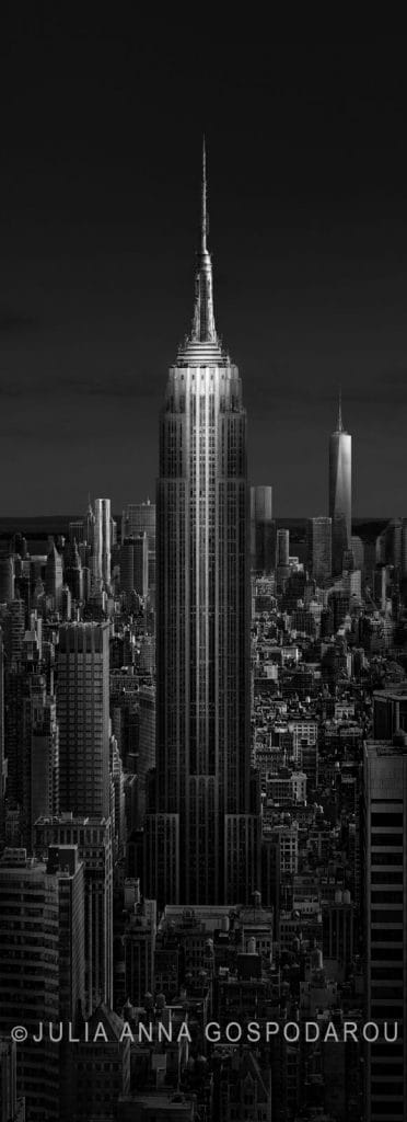Urban Saga II - Empire State of Light