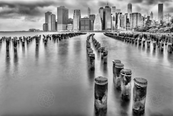 Abandoned Piers