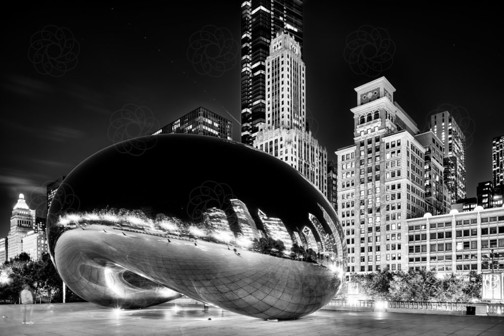 Chicago Nightscape